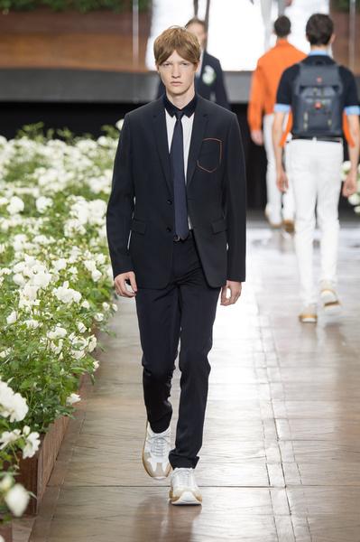Неделя мужской моды в Париже: лучшие показы | галерея [6] фото [3]
