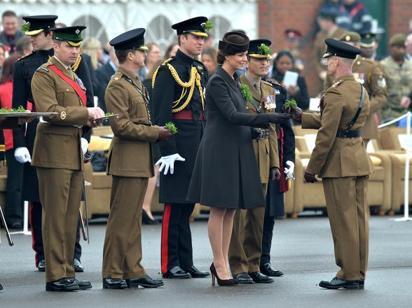 Кейт Миддлтон нарушила 115-летнюю британскую традицию