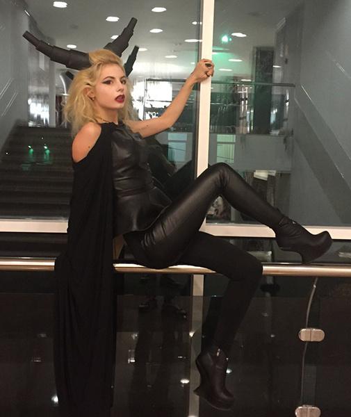 Ксения Миненкова – собирательный образ Демонессы, U:CON