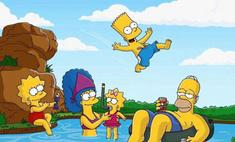 Родители британских школьников не хотят видеть Симпсонов в учебниках