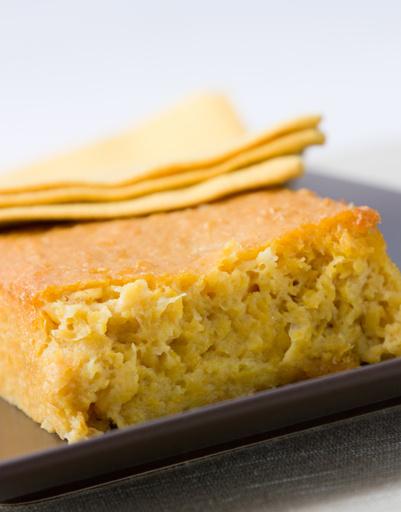 Рецепт кукурузного хлеба