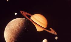 На планете Титан обнаружили облака