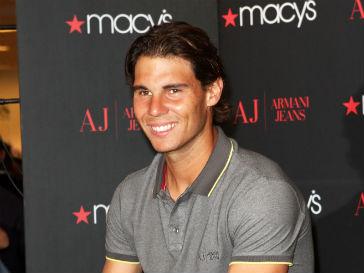 Рафаэль Надаль (Rafael Nadal) снялся в стильной рекламе для Армани