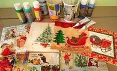 Новогодние мастер-классы в Ульяновске: подарки хендмейд