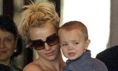 Бритни Спирс хочет вернуть своих детей
