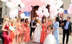 Свадьбу Ксении Бородиной организовала волгоградка
