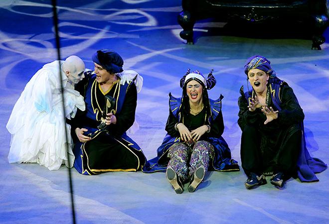 Шоу «Заклинатель» в Санкт-Петербурге