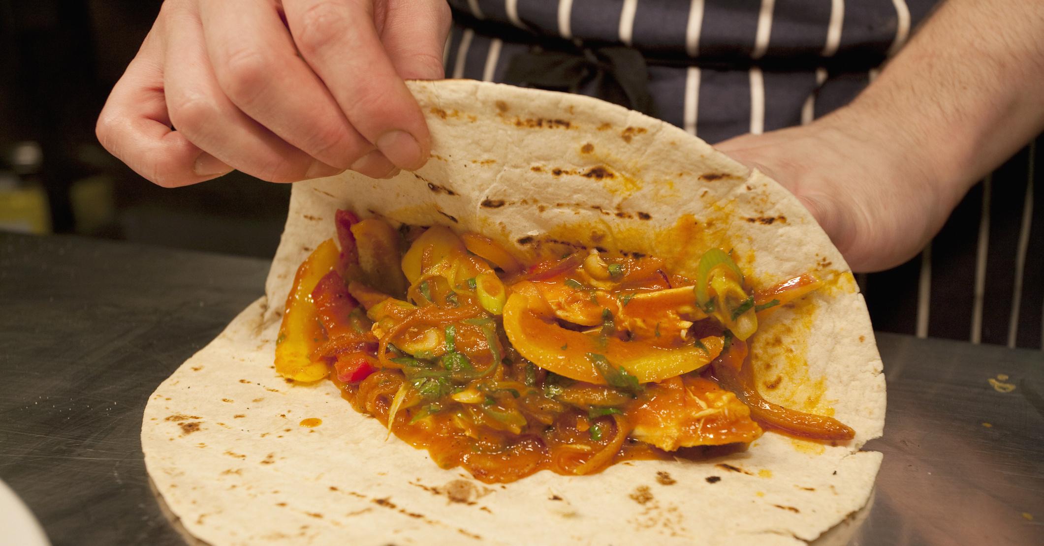 Мексиканские лепёшки рецепты