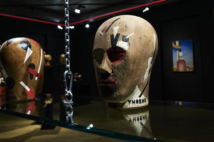 Выставка «Собрание вершин» в арт-галерее VSunio