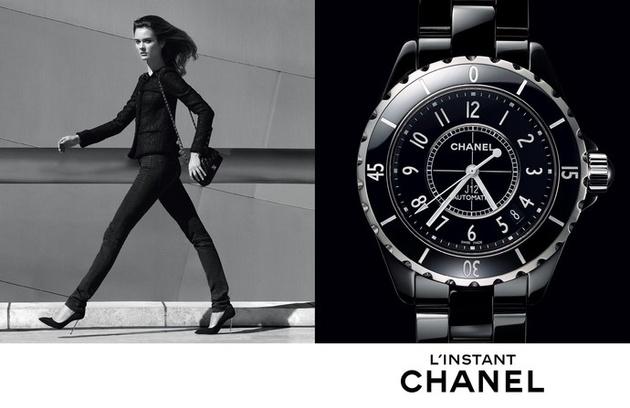 Солистка Большого Театра лицо Chanel