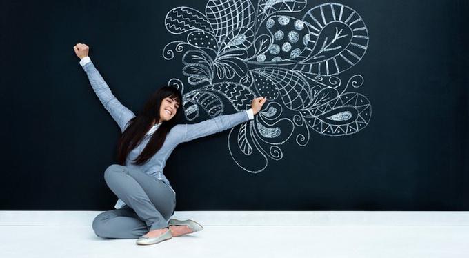 10-минутные упражнения, которые повысят креативность и ясность ума