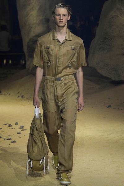 Неделя мужской моды в Париже: лучшие показы | галерея [5] фото [17]