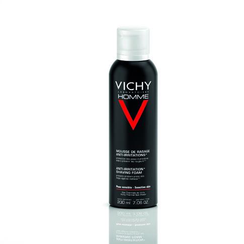 Vichy, SENSI BAUME, пена для бритья против раздражения кожи, 929 рублей