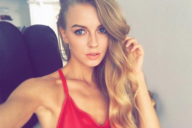 Смотреть порно блондинок сочные девочки