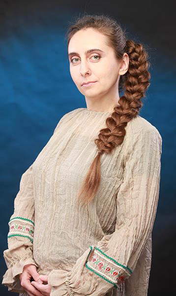 Ирина Заикина