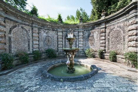 Вилла Марлия в Тоскане станет отелем | галерея [1] фото [15]