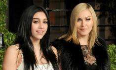 Дочь Мадонны против визитов мамы