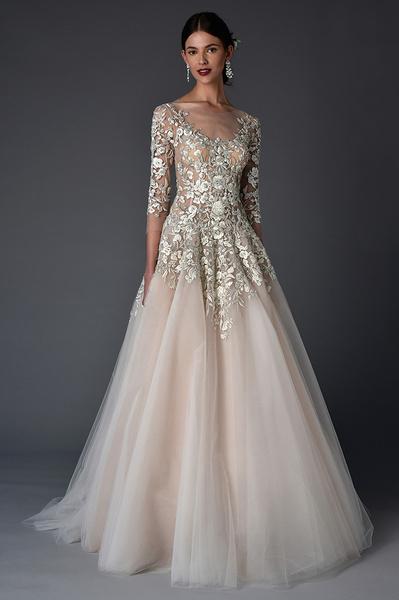 Лучшие коллекции Недели свадебной моды   галерея [1] фото [14]