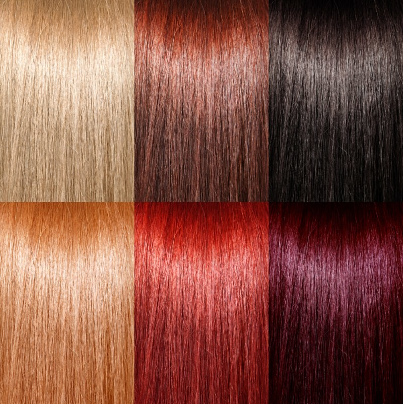 Смешивание краска волос в домашних условиях 217