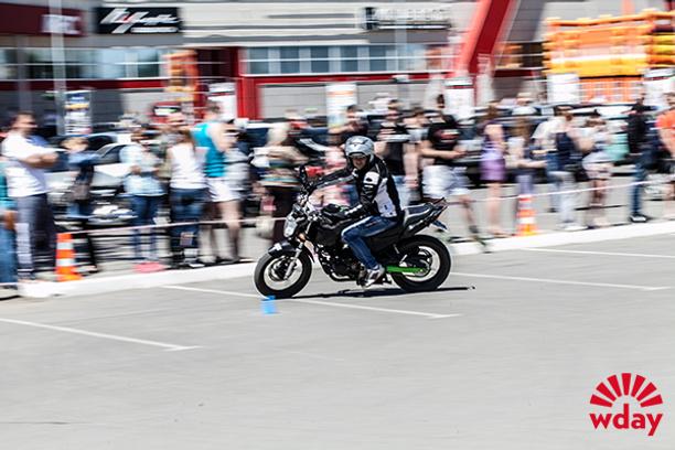 Moto-Gymkhana 2015