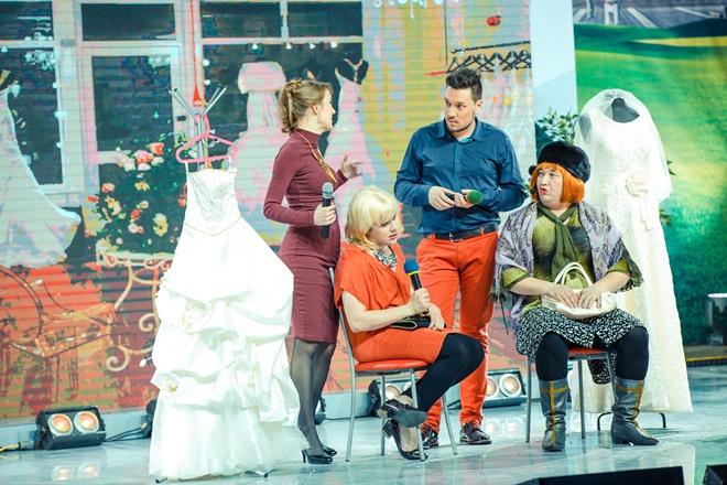 Шоу Четыре татарина второй выпуск