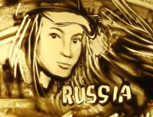 Юлия Липницкая: видео 2014
