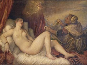Картину Тициана можно будет увидеть в Эрмитаже