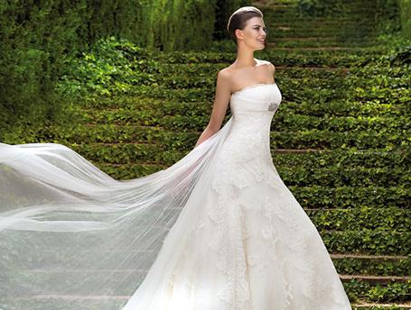 55 роскошных пышных свадебных платьев