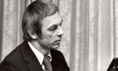 Знаменитый композитор Александр Зацепин празднует юбилей
