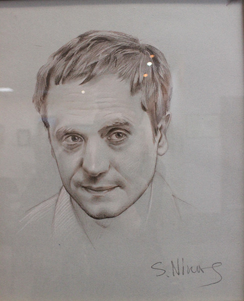 Никас Сафронов в Тольятти