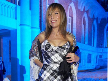 Экс-главный редактор Vogue Алена Долецкая