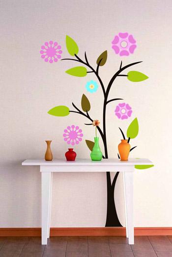 Наступление весны – самое время сделать декор офиса более свежим и цветочным.