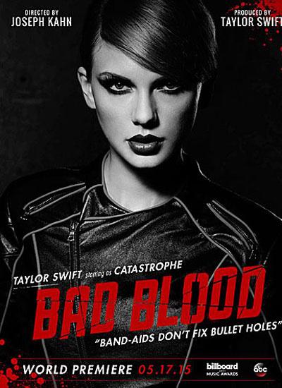 Тейлор Свифт Bad Blood клип