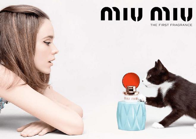 Дебютный аромат Miu Miu создает весеннее настроение