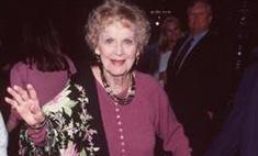 На 101-м году жизни умерла звезда фильма «Титаник»