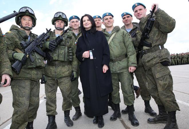 Екатерина Стриженова, фото