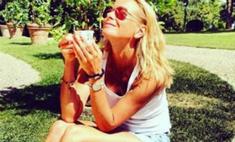 Юлия Высоцкая снова учится радоваться жизни