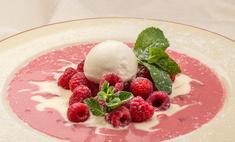 Летние десерты от ведущих поваров Тольятти