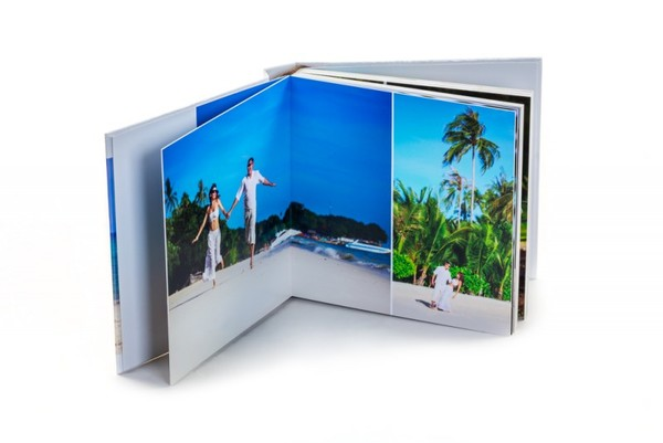 Сделать свадебный фотоальбом