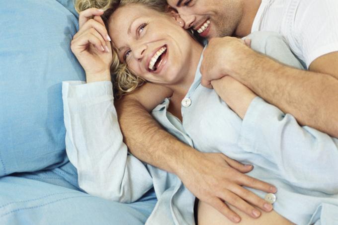 Беременность и секс: стоит ли взять тайм-аут?