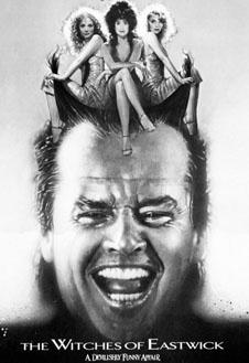 Постер к фильму «Иствикские ведьмы»