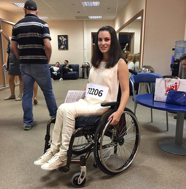 Тольяттинская певица Нина ВедеНина-Меерсон на прослушивании в шоу Голос, проект голос