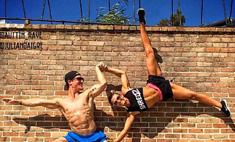 Это надо видеть: самая популярная фитнес-пара в мире