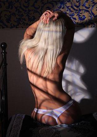 Анастасия Берцер, фото