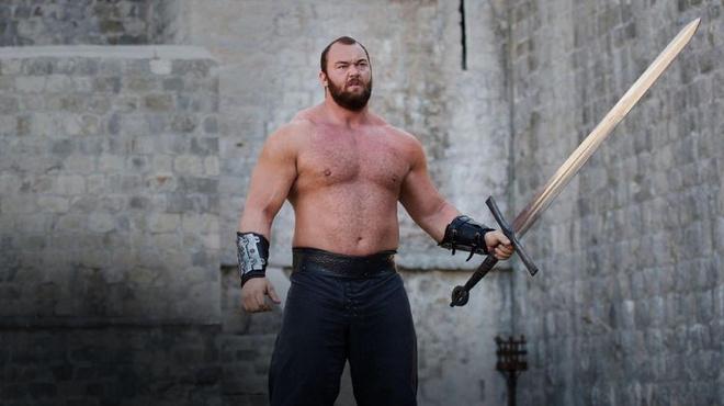 Актер «Игры престолов» стал самым сильным в мире