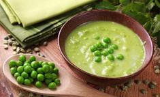 Питаемся здорово: постный гороховый суп