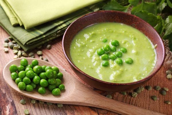 Рецепт постного супа