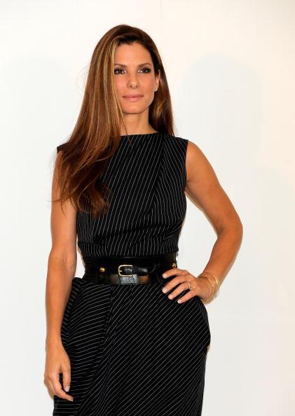 Сандра Буллок, 2009 год.