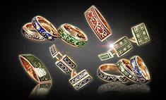 Новая коллекция украшений в «Изумруде»