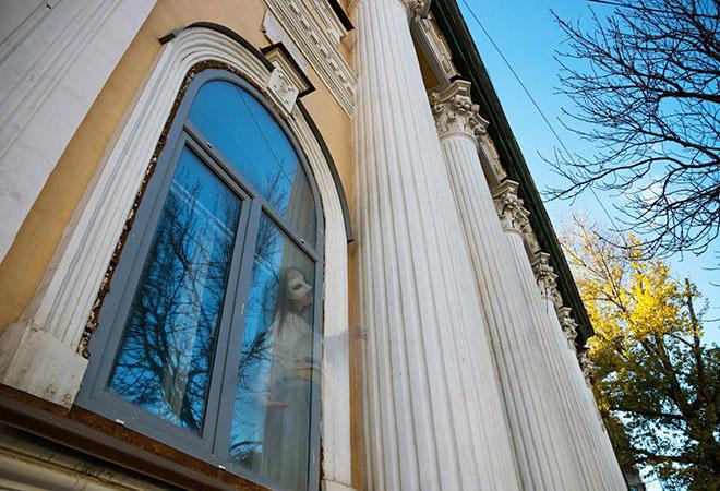 В Хеллоуин жителям Саратова покажут дома с привидениями